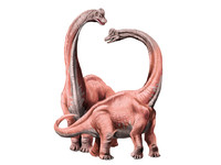 <p>The heaviest dinosaur was Argentinosaurus at 77 tonnes. It was the equivalent to 17 African Elephants. Argentinosaurus is a double award winner being also the longest dinosaur. It is also the largest land animal to have ever lived.</p>