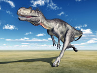 <p>The first discovery of dinosaur remains in North America was made in 1854 by Ferdinand Vandiveer Hayden during his exploration of the upper Missouri River. He discovered a small collection of teeth which were later described by Joseph Leidy in 1856 as belonging to Trachodon, Troodon, and Deinodon.</p>